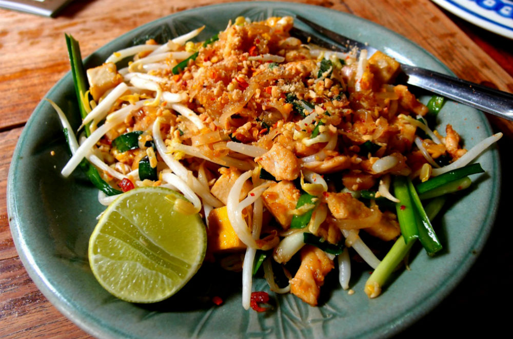 phad thai blog