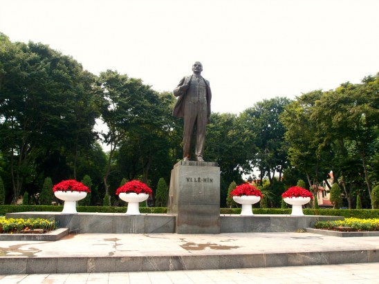 Lenin park Hanoi