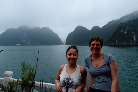 halong bay 2 days cruise