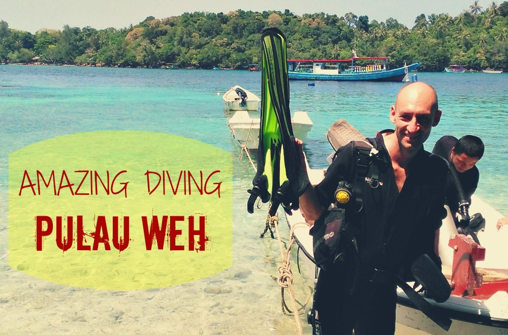 amazing diving Pulau Weh