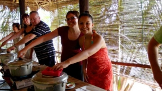Red Bridge cooking class Hoi An